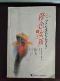 橙色女孩 (《苏菲的世界》作者2003年巅峰之作34个国家和地区购买版权 29种语言翻译出版)(电脑桌上)
