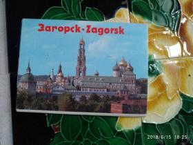 国外  明信片(21张)