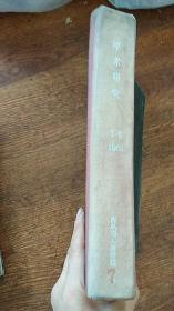 学术研究1964年第1-6期 全年精装