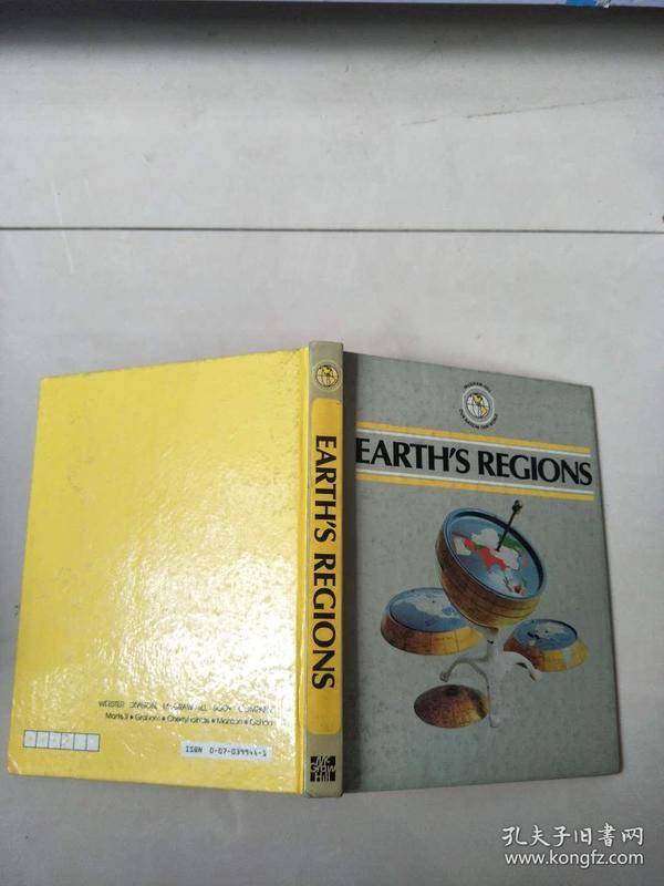 EARTHS REGIONS