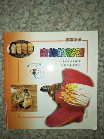 正版图书蜜蜂的秘密  科学画谱9787532726813