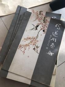 冯遂川画册