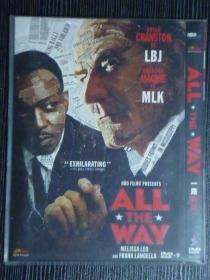 D9 总统之路 All the Way 又名: 一路到底 导演: 杰伊·罗奇 1碟 版本配置: HBO美1区版+蓝光HD高清DTS+中文字幕+完整花絮+OST