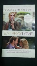 EAT PRAY LOVE美食、祈祷和恋爱
