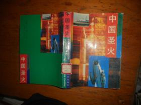 中国大三线报告文学丛书:中国圣火