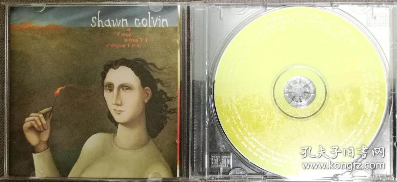 A Few Small Repairs-艺人:Shawn Colvin-民谣-欧美正版CD