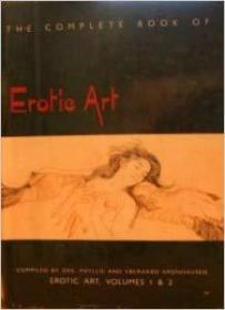 Complete Book of Erotic Art, Volumes 1 and 2