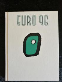 OSB1996欧洲杯硬精全彩高清画册