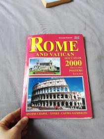 Rome and vatican ENGLISH