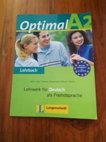 Optimal: Lehrbuch A2 (German Edition)最佳:教科书A2(德文原版)