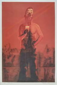 国内当代著名版画家作品,价格私聊商量,.k,。