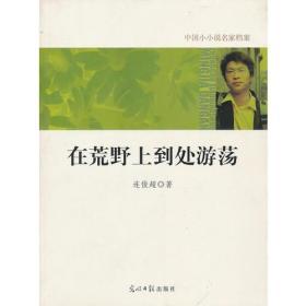 中国小小说名家档案·在荒野上到处游荡