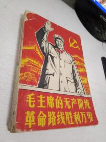 《毛主席的无产阶级革命路线胜利万岁》下册