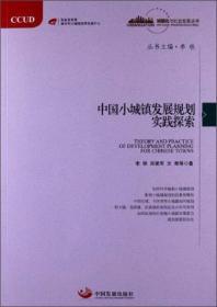 中国小城镇发展规划实践探索
