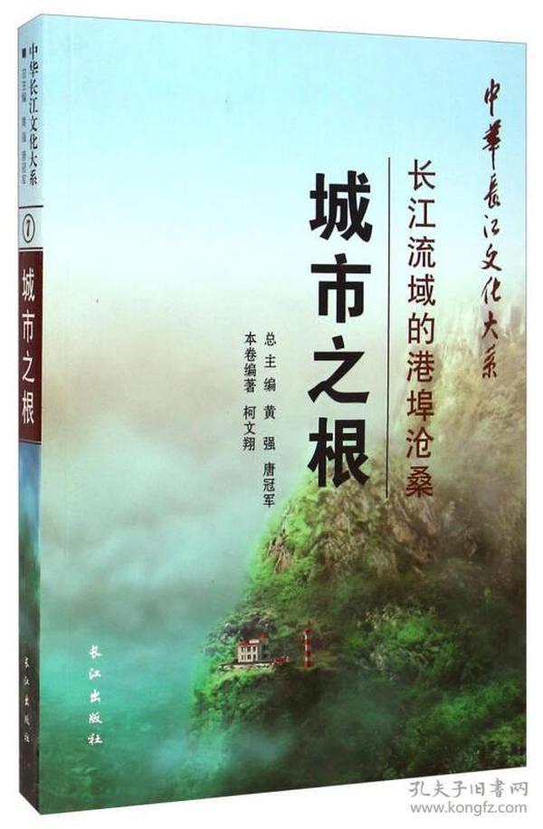 9787549227730城市之根——长江流域的港埠沧桑城市
