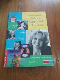 Address Book of Childrens Authors and Illustrators儿童作者和插图通讯录