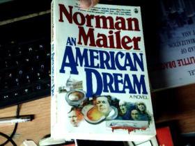 Norman Mailer AN AMERICAN DREAM           H8