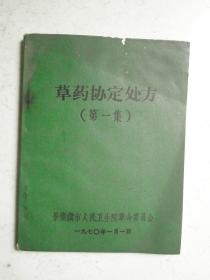 景德镇市【草药协定处方】