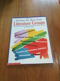 Getting the Most From Literature Groups (Grades 3-6)充分利用文学团体(3-6年级)