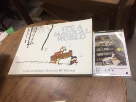 英文原版  Its a magical world  -- a Calvin and Hobbes collection by Bill Watterson 【存于溪木素年书店】