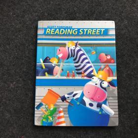 SCOTT FORESMAN READING STREET 英文原版精装彩色版