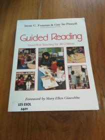 Guided Reading: Good First Teaching for All Children (F&P Professional Books and Multimedia)指导阅读:为所有儿童提供优质教学(F&P专业书籍和多媒体)