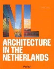 荷兰建筑设计Architecture in the Netherlands样板房装饰 外文真书 大画册