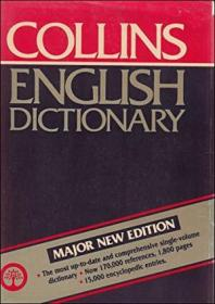The Collins English Dictionary