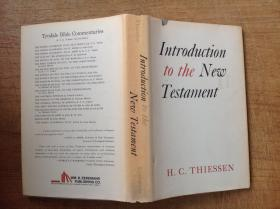 Introduction to the New Testament【精装】
