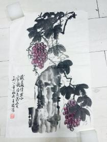 王绪阳画作