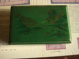 福州脱胎漆器首饰盒