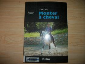 【法语原版马术专著】Lart de Monter à cheval