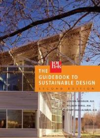 外文原版  正版现货  The Hok Guidebook To Sustainable Design