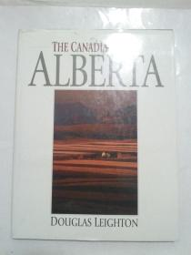 THE CANADIAN WEST ALBERTA(签名本)