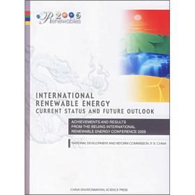 国际可再生能源现状与展望(2005北京国际)(英文版)