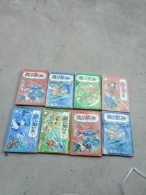 漫画:魔法骑士 (1—8册)