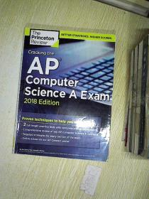 Cracking the AP computer science a exam 2018   Edition