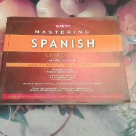 MASTERING SPANISH(掌握西班牙语)