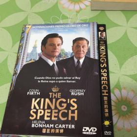 国王的演讲DVD