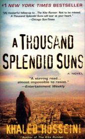 A Thousand Splendid Suns》《灿烂千阳》