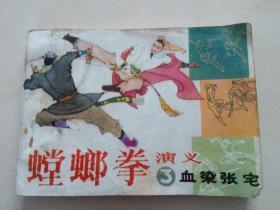 螳螂拳演义 3(血染张宅)
