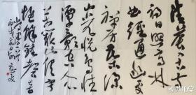卓艺轩画廊-著名书法家-胡亢美
