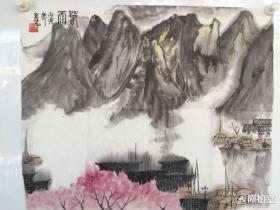 卓艺轩画廊-著名书画家-张凭