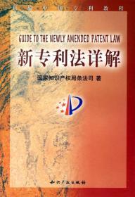 新专利法详解