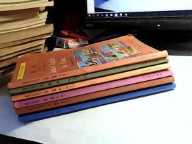 高级中学教科书 英语必修(第一册上下 第2册上下 第三册选修上下)【共6本合售】