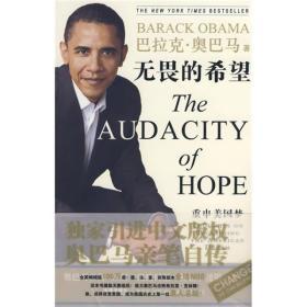 無畏的希望:重申美國夢