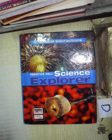 Chemical Interactions  prentice hall Science Explorer