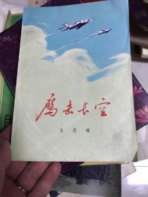 鹰击长空(王忠瑜亲笔签名本) 1977年初版本!