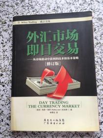 外汇市场即日交易:从市场波动中获利的技术和基本策略(修订版)