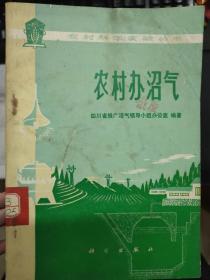农村科学实战丛书《农村办沼气》